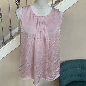Violet & Claire sleeveless Blouse size large